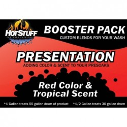 Presentation Booster - Red