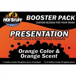 Presentation Booster - Orange